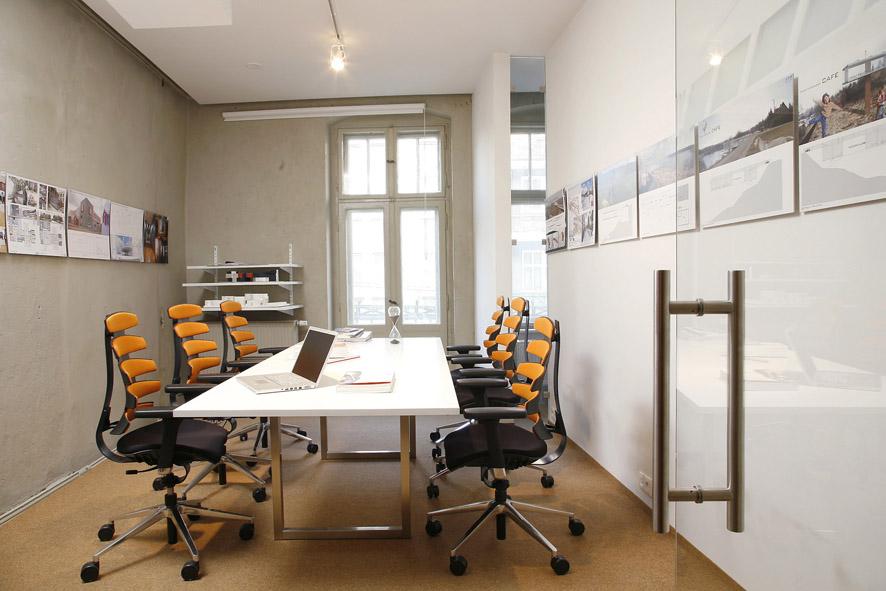 Biuro w Kamienicy