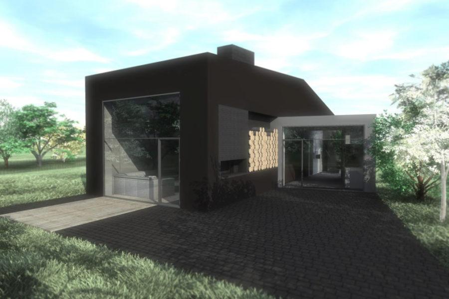 Dom w Baranowie